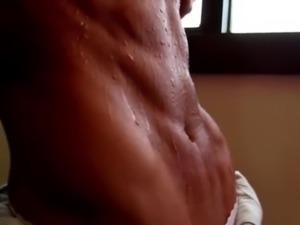 Worship my abs