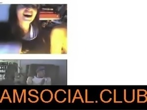 Monster Dick shocked Girl on CamSocial.club