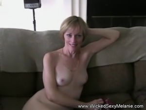 Wicked Sexy melanie volunteers her sex skills to teach NOT her stepson how to...
