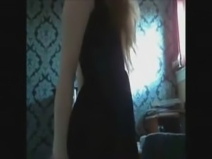 stunning pale redhead on cam omegle