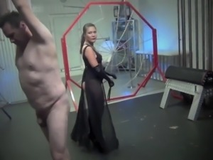Mistress Mena Li Asian Cruelty Corporal Punishment
