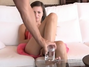 naughty-hotties net - austrian chick the uncle on patio anal