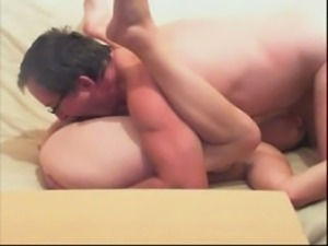 old couple facefuck and rimming