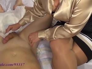 Diaper Milking
