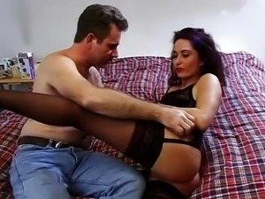 Anal with Erika Bella