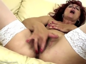 Grannies, Hairy, Matures, Hard, Mother, Naughty
