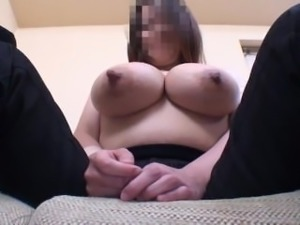 WIFE'S HUGE LACTATING BOOBS 4