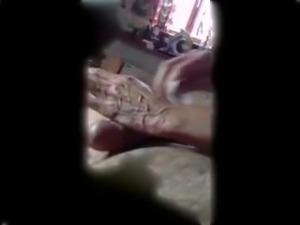 Cum During Brazilian Waxing