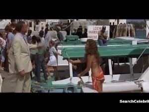 Kim Basinger and Barbara Carrera - Never Say Never Again (1983)