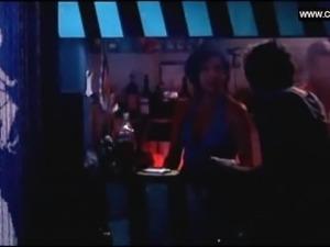 Alice Braga - Topless, Sex with older Man, Striptease - Cidade Baixa (2005)