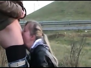 Face and deepthroat fucked collection