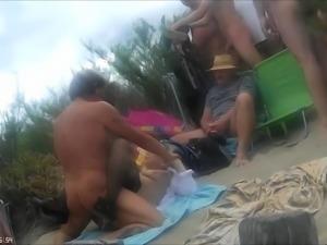 Nude Beach Sex 2