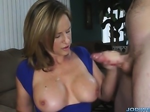 Jodi West Is a Naughty Soccer Mom