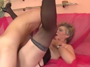 Grandma In Heat...F70
