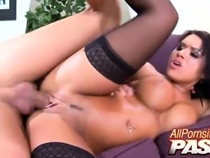 Nothing is hotter than watching Eva Angelina lower her