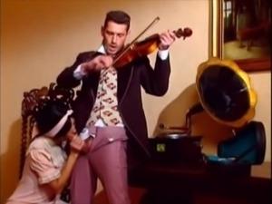 Vintage Violin Fuck