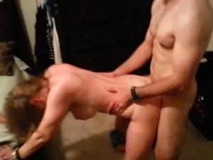 Cheating wife fucks wild Rico Gardner for hubby