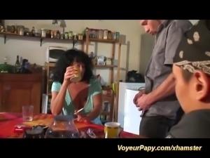 french voyeur papy