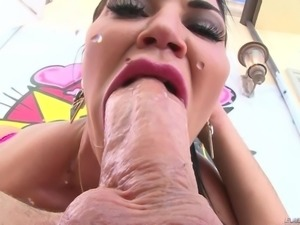 Jasmine Jae Loves A Good Anal Fuck