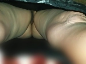 Under the skirt not my mother in law has a beautiful pussy