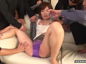 Asian Anal Milf #1 (Kaede Oshiro)