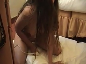 She cums then he cums.