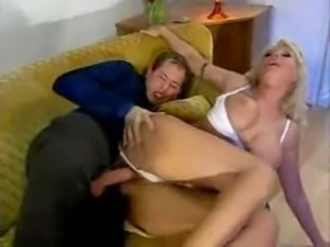 Italian mature aunty fucking with young boy