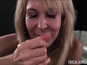 Erica Lauren Casting Couch Hand Job