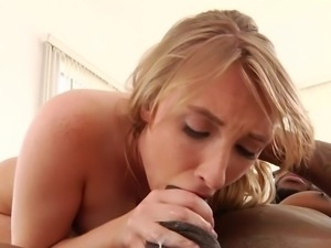 Harley Jade is a famous for her love towards big black dicks. She loves to...