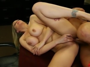 Julia Ann Loves Fucking At Work