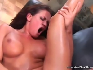 Rough BJ and Anal Sex