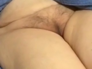 BBW Wife Clair - Pussy and Thighs Close Up POV