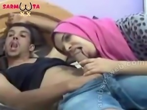arab teen hijab blowjob  sarmotaxxcom
