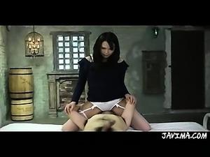 Japanese Sexy Cock Sucker