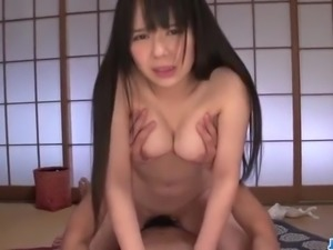 Ruka Kanae mind blowing Asian porn spectacle on cam