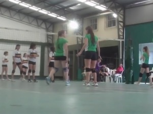 girls voley hottt 21
