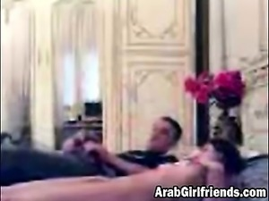 Amateur Arab Slut Gets Fucked And Covered With Sperm