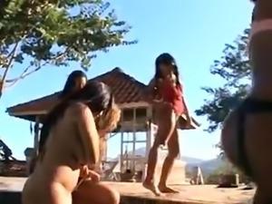 Big Bubble Butt Brazilian Orgy 10 - CD1