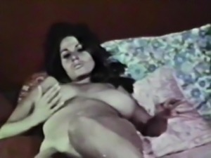 WHOLE LOTTA LOVE - vintage big tits music video 70s hairy
