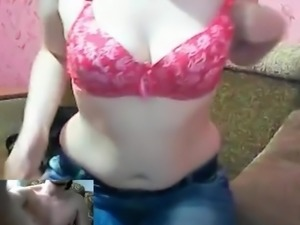Amazing Young Brunette Anal