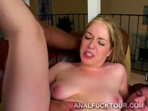 Black and white big cocks double penetrate big booty blondie