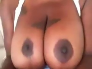 Big black titties 6