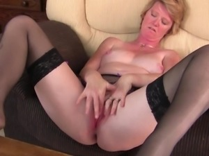 Amateur housewife mom dreaming of big cock