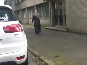 Hijab Ass