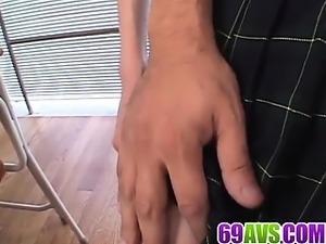 School porn along horny Ibuki in need for better grades