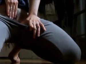 I wet my yoga leggings when I reached orgasm