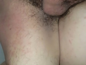 Wife fucking friend tent threesome