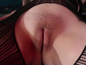 Redhead has her face viciously fucked
