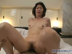 When she is in the bedroom she will take nothing less than a good fuck
