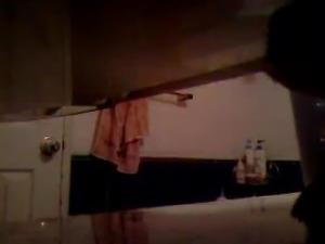 voyeur sister shower